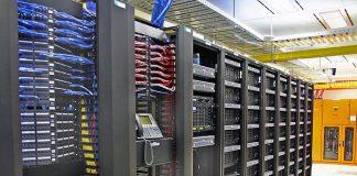 Data Centre Storage Room
