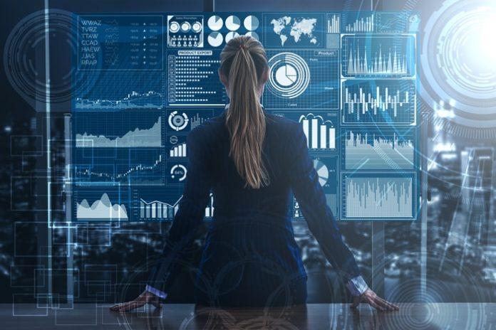 Business Technology Concept