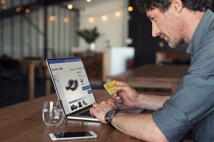 Senior Buying Online