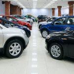 Car Daeler Lot