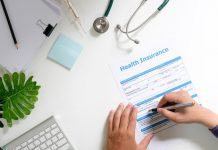 Health Insurance Signup Form