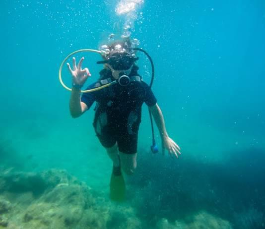 The Best Scuba Diving is in Komodo Island