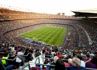 The top five Premier League stadiums