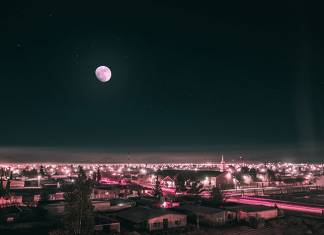 Full Pink Moon to Be Sighted Across the Sky on the Night of Tuesday, April 7