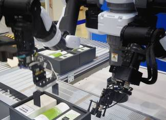 Robot - Impact of Robots in the Retail Sector