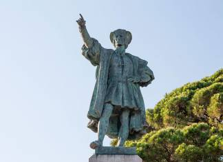 Cuomo and de Blasio Stand for Christopher Columbus as Wave of Statue Removal Hits the Nation