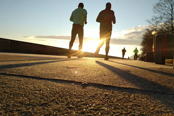 Running is Certainly a Health Booster