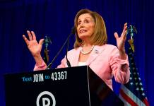 House Speaker Nancy Pelosi Facilitates Passing of $2.2 Trillion Coronavirus Stimulus Bill