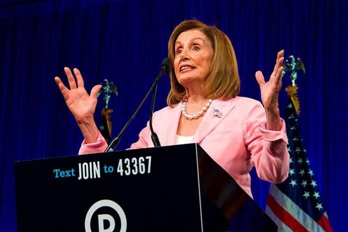 House Speaker Nancy Pelosi Facilitates Passing of $2.2 Trillion Coronavirus Stimulus Bill