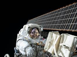 NASA Astronaut Kate Rubins Votes from Space – 250 Miles above Earth – At the ISS