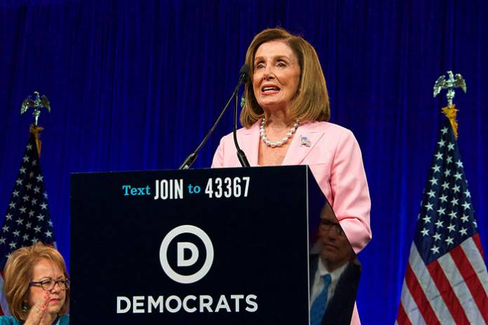 Nancy Pelosi Calls for 25th Amendment to Remove President Donald Trump