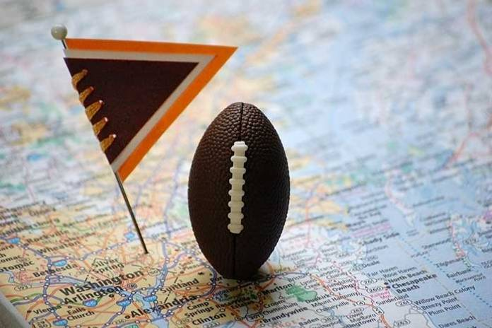 Washington Football Team Emerges First NFL Franchise to Acquire Sports Betting License
