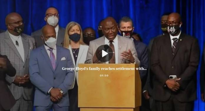 Minneapolis City to Pay $27 Million Settlement to George Floyd's Family