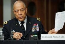 Pelosi Appoints William Walker of DC National Guard as First Black American Sergeant-At-Arms