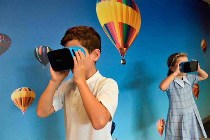 Importance of Virtual Realities in Education