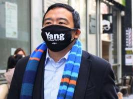 NYC Mayoral Candidate Andrew Yang Hospitalized For Kidney Stone