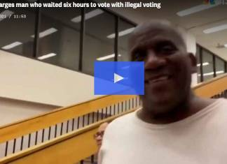 Black Man Faces 25 Years in Prison for Voting in Texas While On Parole