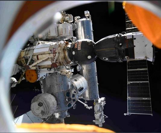 Smell of Burning Plastic and Smoke Reported On the ISS; Space Station Aging Fast